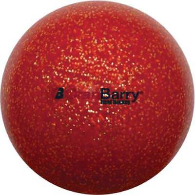 CranBarry Glitter Practice Field Hockey Ball, Red