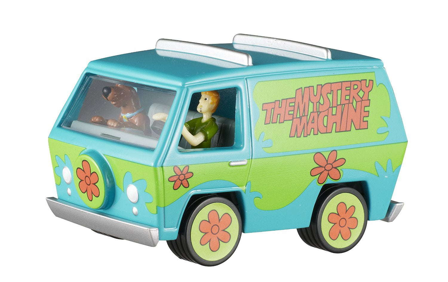 Hot Wheels 1:50 Elite One Scooby-Doo! Mystery Machine by Hot Wheels