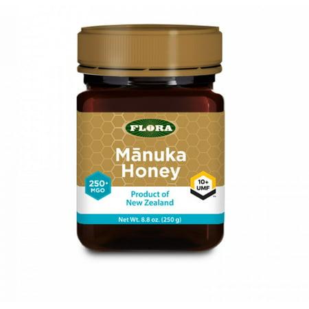 Mnuka Honey MGO 250+/10+ UMF Flora Inc 8.8 oz