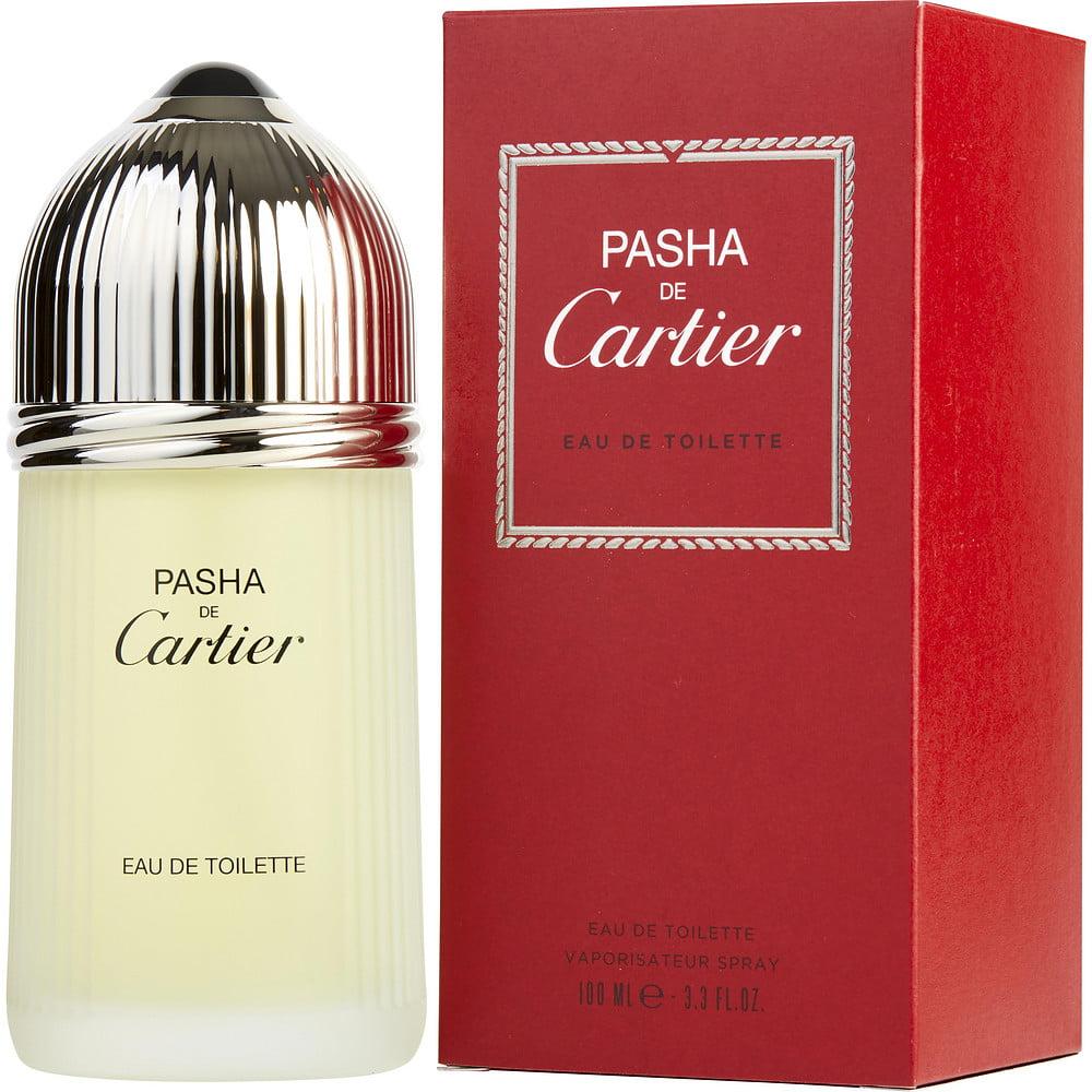 Best Pasha De Cartier Eau De Toilette Spray 3.3 Oz / 100 Ml deal