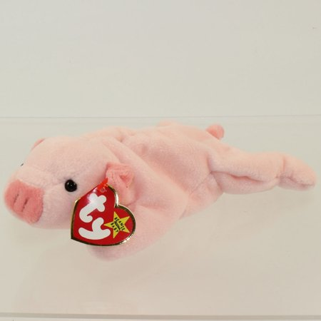 ea42fc74632 Ty Beanie Babies Squealer the Pig Plush Toy - 7