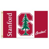Bsi Products Inc Stanford Flag with Grommets Flag with Grommets