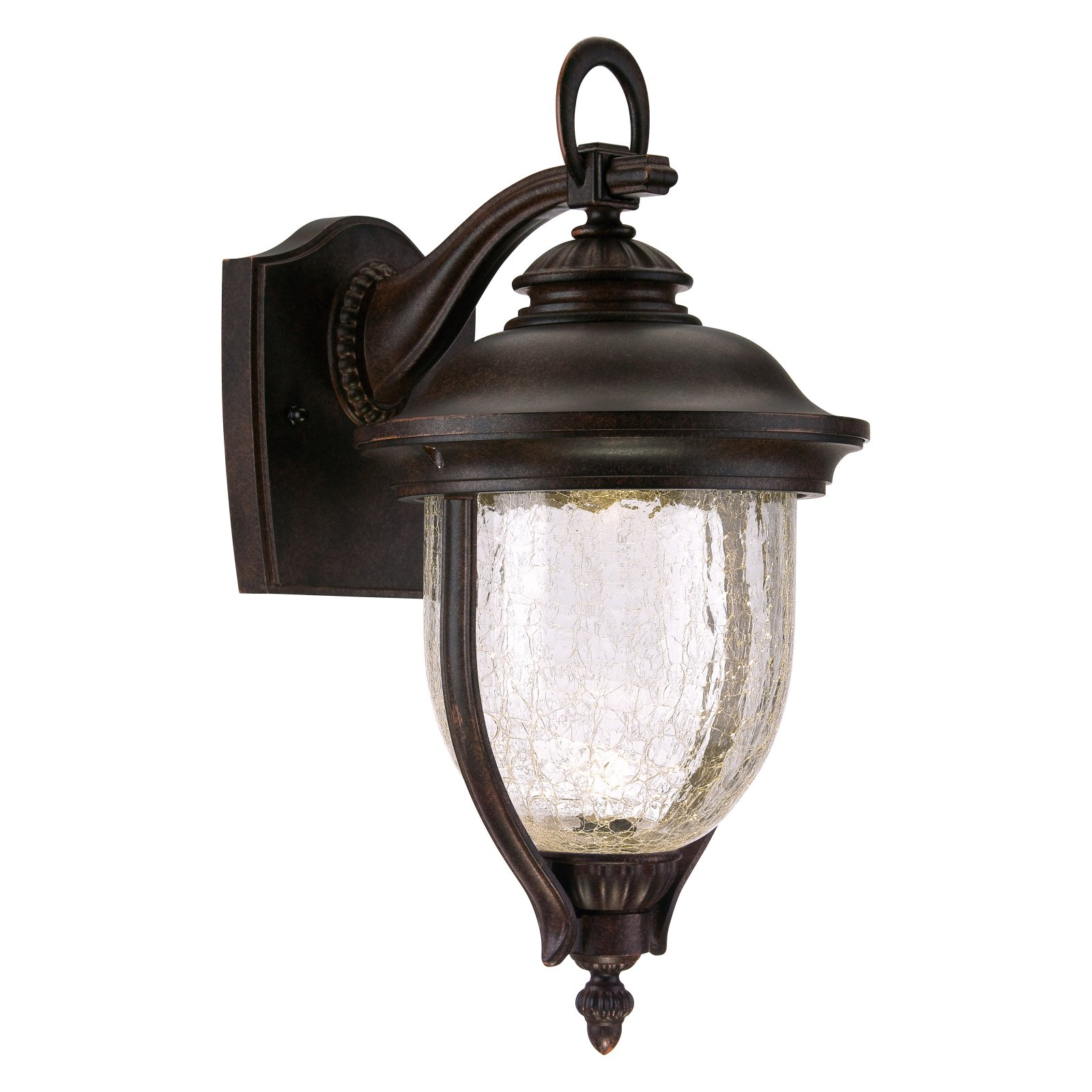 Designers Fountain Outdoor Sheffield LED22121 Wall Lantern - Mystic Bronze
