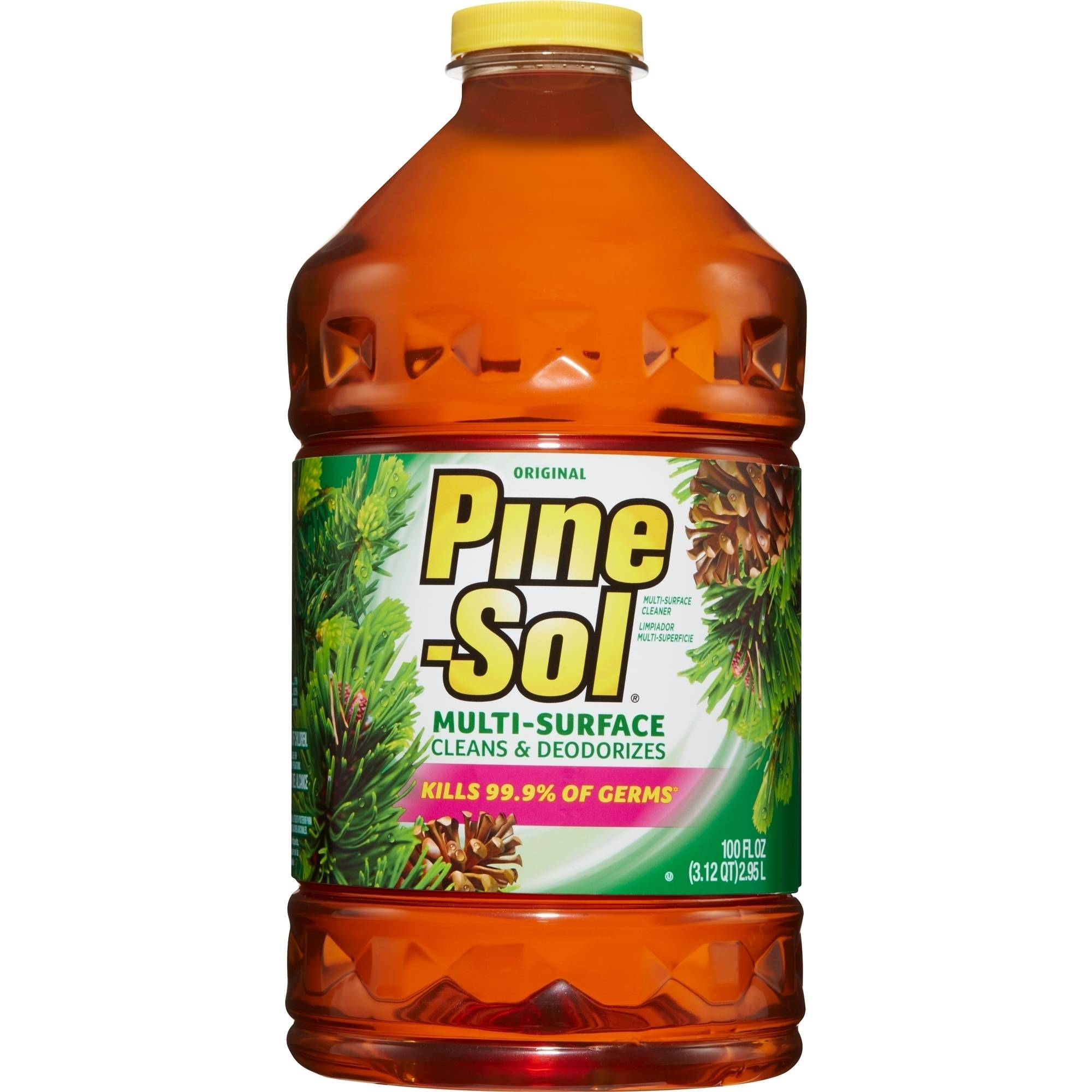 Pine-Sol Multi-Surface Cleaner, Original, 100 Ounce Bottle