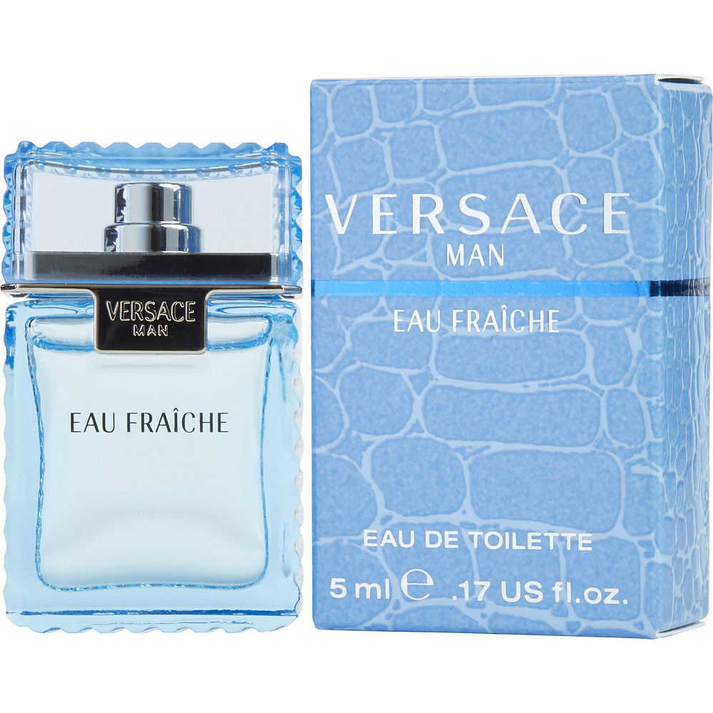 Versace Versace Man Mini Eau Fraiche for Men .17 oz