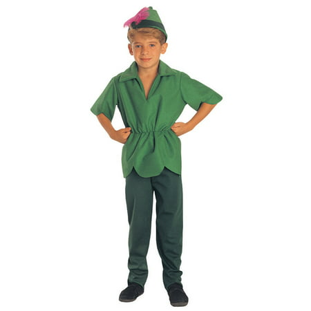 Boy's Peter Pan Costume](Plus Size Peter Pan Costume)