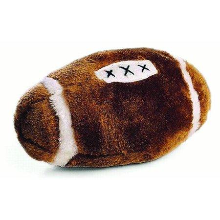 Plush Football Ethical Dog Toy