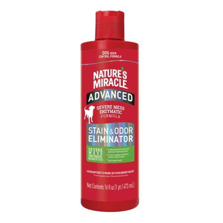 Nature's Miracle® Advanced Stain & Odor Eliminator Dog 16 fl oz