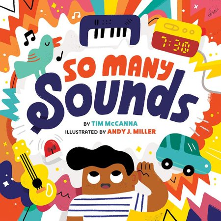 So Many Sounds (Hardcover)