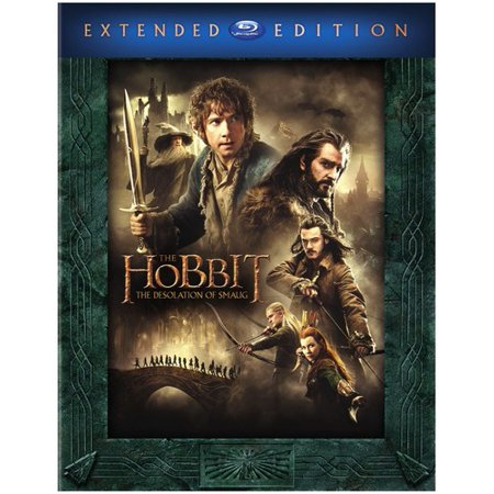 The Hobbit  The Desolation Of Smaug  Extended Edition   Blu Ray