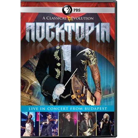 Rocktopia: Classical Revolution Live from Budapest (Budapest Dvd)