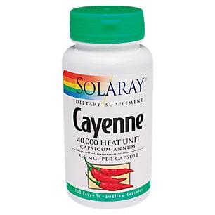 Cayenne tablets