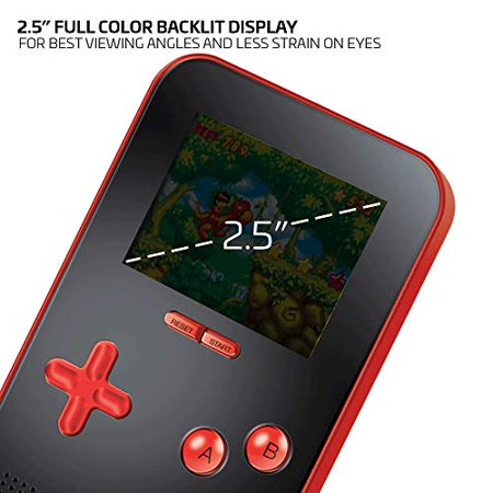 My Arcade Go Gamer Portable - Red/Black - image 2 of 4