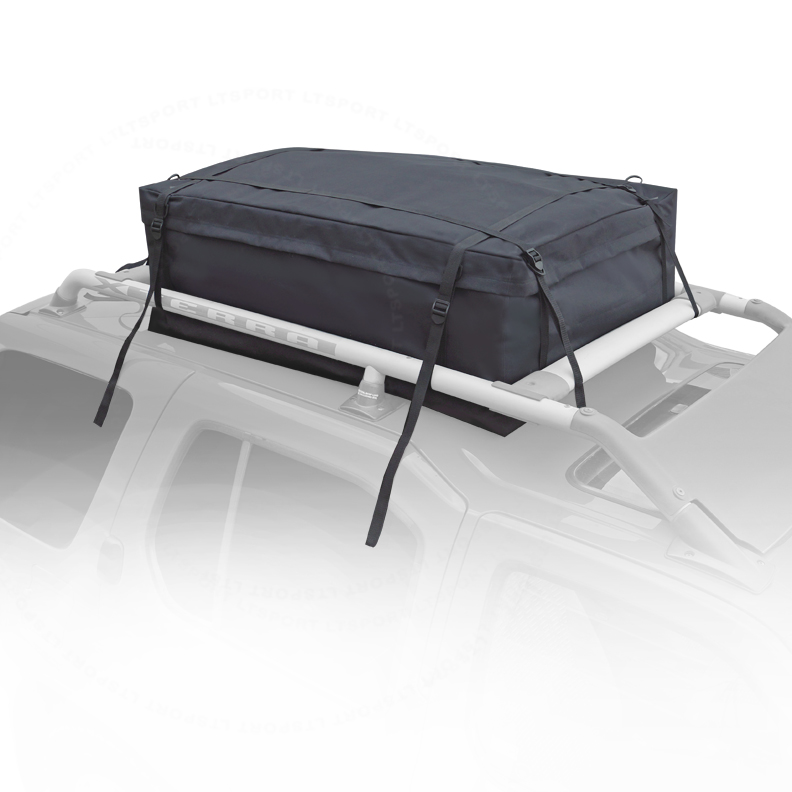 Fit Volvo Cargo Bag Water Resistant Luggage Carrier Roof