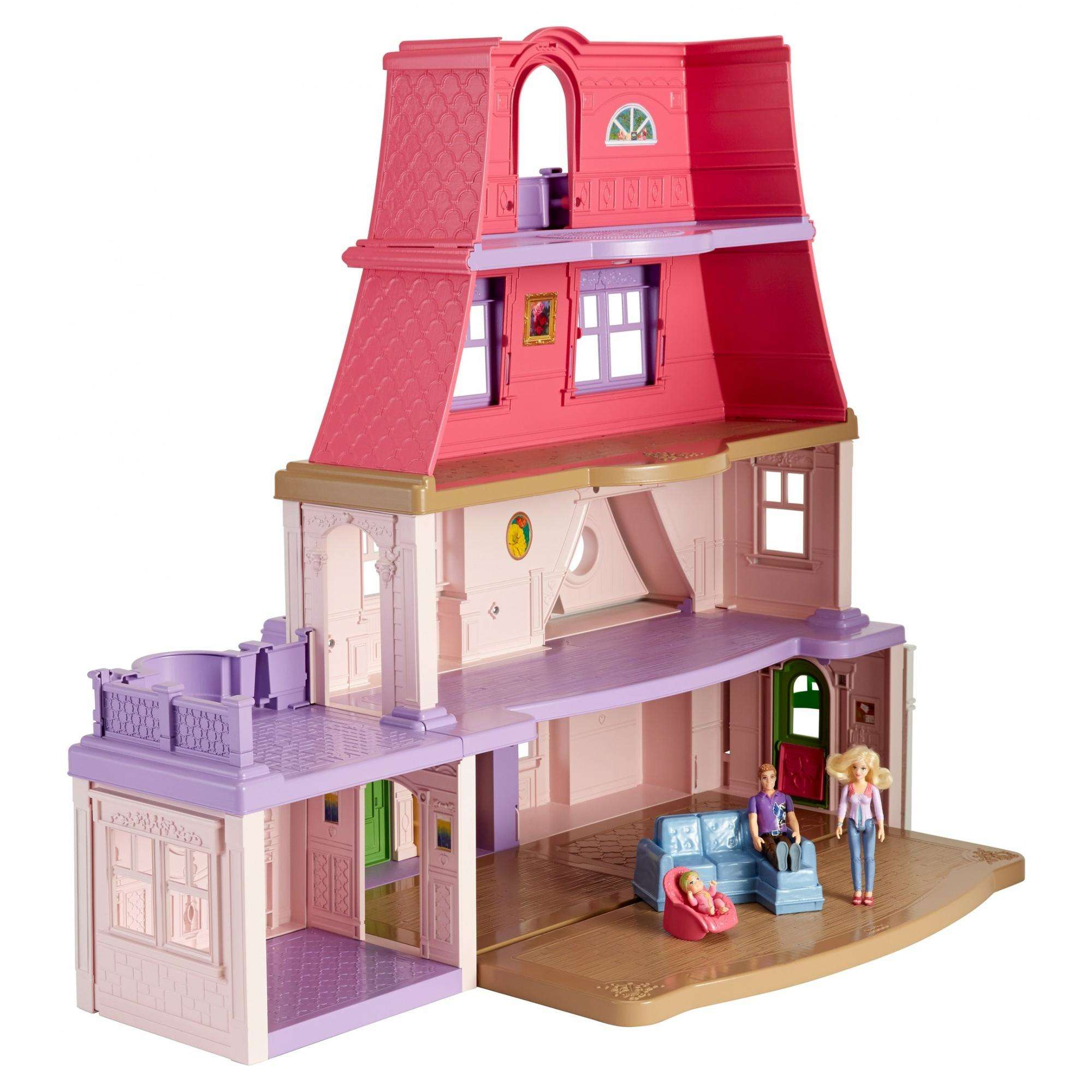 Fisher Price Loving Family Dollhouse Image 7 Of 17