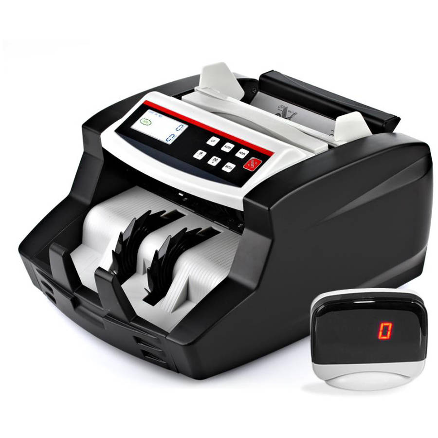 Pyle Automatic Bill Counter, Cash Money Banknote Counting Machine