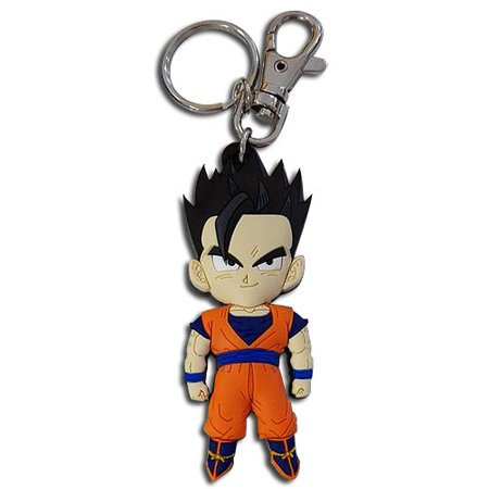 Dragon Key - Key Chain - Dragon Ball Z - New SD Ultimate Gohan Toy Licensed ge85371