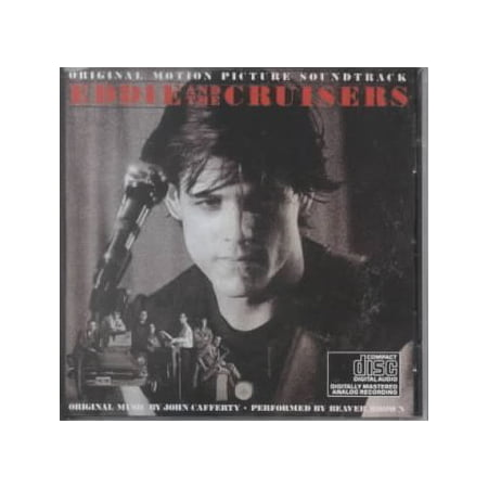 Eddie & The Cruisers John Cafferty - Eddie & The Cruisers (Original Motion Picture Soundtrack) (CD)](Charlie Brown Halloween Soundtrack)