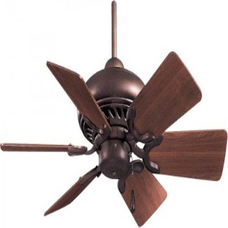"Minka-Aire F562-ORB, Supra 32"" Ceiling Fan, Oil Rubbed Bronze Finish with Medium Maple Blades"