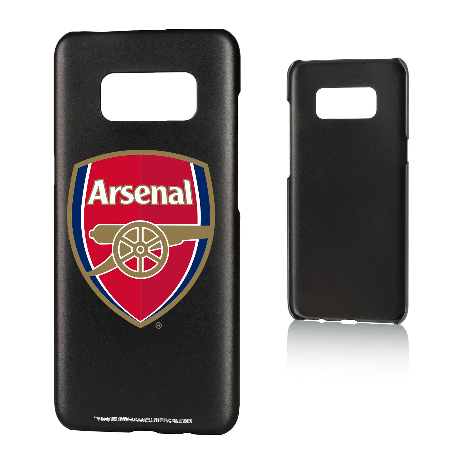 Arsenal Arsenal Gunners Insignia Slim Case for Galaxy S8