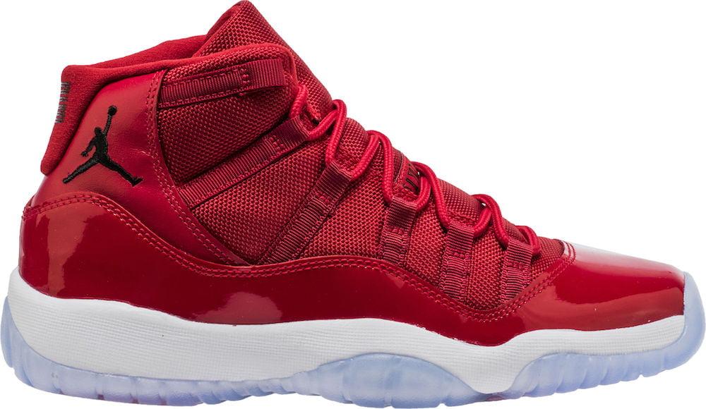Nike Kids Gs Air Jordan Retro 11 Win Like 96 Basketball Shoe
