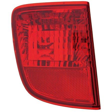 - 08-14 Toyota Land Cruiser/LX-570 Rear Driver Side Bumper Reflector