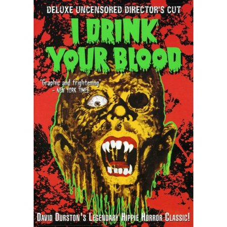 I Drink Your Blood  Deluxe Uncensored Directors Cut