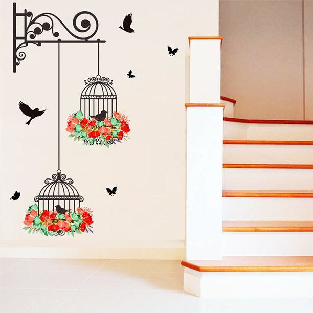 Home Wall Sticker Art Wall Decals Decor For Kitchen Living ...