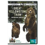 Great Yellowstone Thaw: How Nature Survives by