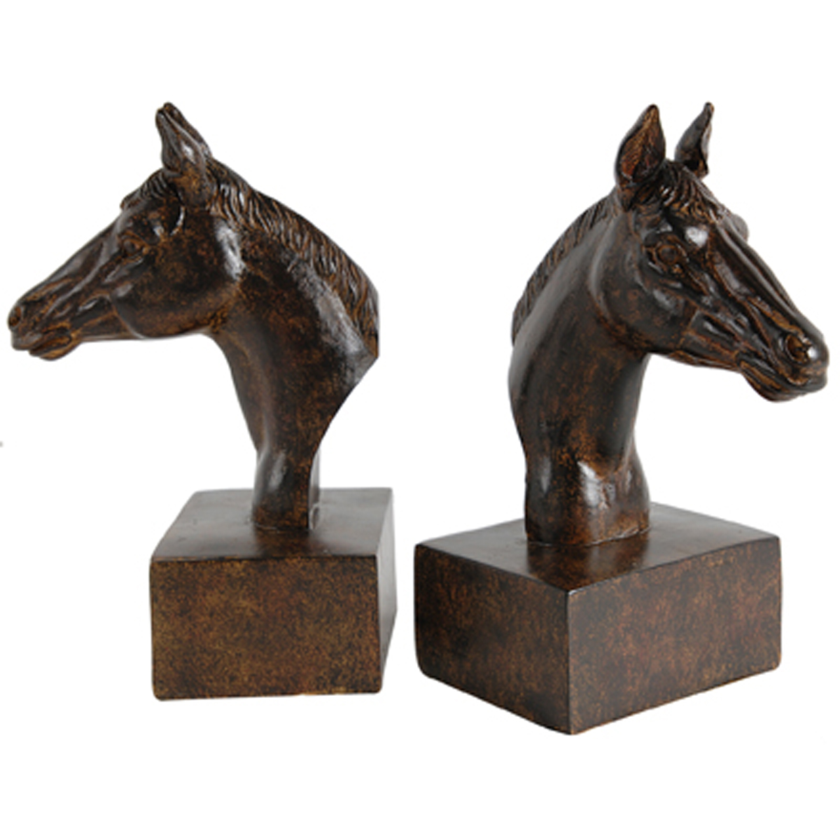 A&B Home Horse Bookends, Set of 2