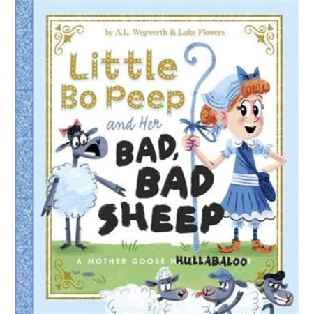 Little Bo Peep and Her Bad, Bad - Little Bo Peep And Sheep Costume
