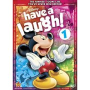 Mickey's Have A Laugh: Laugh-Track Sports Shorts, Volume 1 (Full Frame) by DISNEY/BUENA VISTA HOME VIDEO