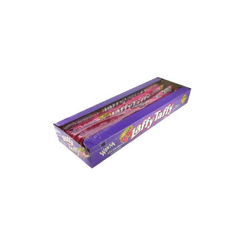 Laffy Taffy Ropes Strawberry: 24 Count by Laffy Taffy