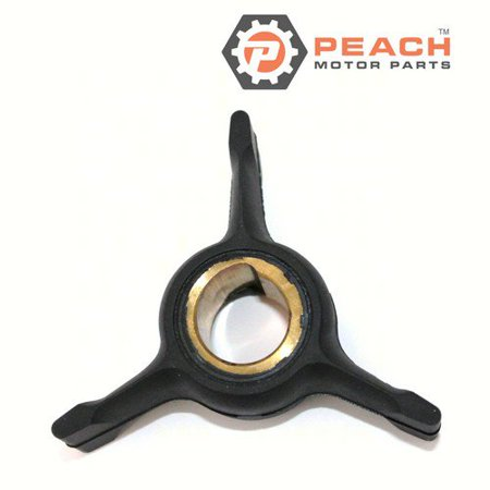 Peach Motor Parts PM-0432941  PM-0432941 Impeller, Water Pump (Neoprene); Replaces Johnson® Evinrude® OMC®: 0432941, 432941, 0437059, 437059, 0765350, 765350, Sierra®: 18-3104, 18-3104-1, Mallory®: 9-