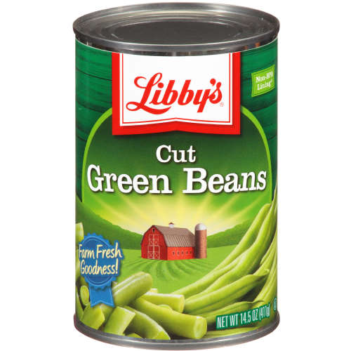 Libby's Cut Green Beans, 14.5 Oz