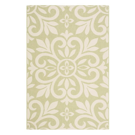Safavieh Martha Stewart Tris Bloomfield Floral Indoor/Outdoor Area Rug