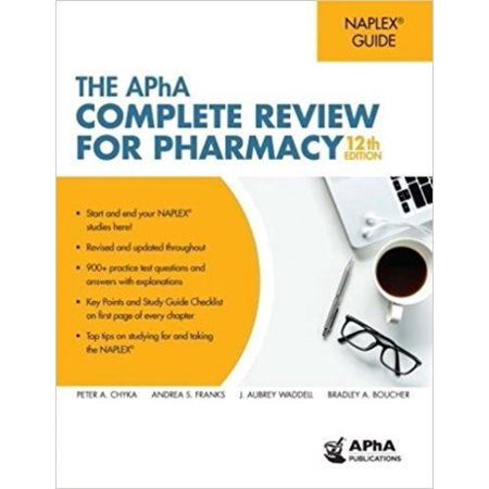 The Apha Complete Review for Pharmacy, 12th (An Introduction To Physical Science 12th Edition)