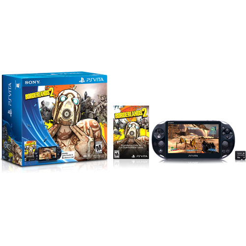Sony PlayStation Vita Borderlands 2 Limited Edition Handh...