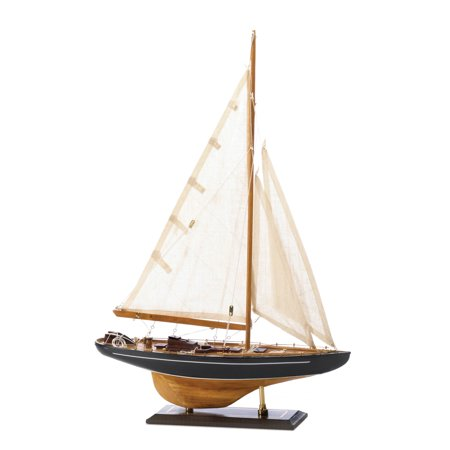 Model Ship Wooden, Sailing Ship Models Bermuda Tall Ship Model Assembled