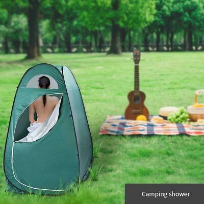 Horypt Privacy Tent Pop Up Pod Changing Room Easy Set Up Portable Outdoor Shower Tent Camp Toilet Rain Shelter Beach Changing Room Shelter Canopy for Camping and Beach 47x47x75inch