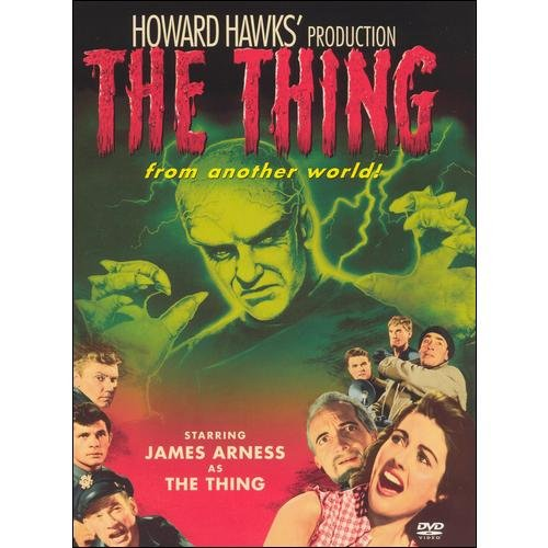 THING FROM ANOTHER WORLD-50TH ANNIVERSARY (DVD/P&S/ENG-FR-SP-SUB)