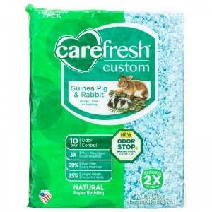 Carefresh Custom Guinea Pig & Rabbit Blue Bedding 50 Liters