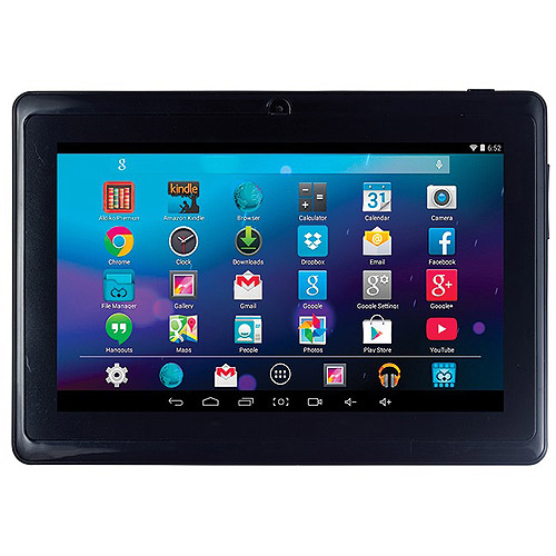 "Craig CMP765Q with WiFi 7"" Touchscreen Tablet PC Featuring Android 4.4 (KitKat) Operating System"