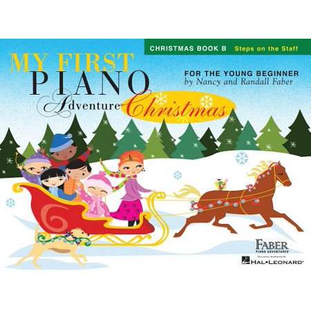 My First Piano Adventure Christmas for the Young Beginner ()