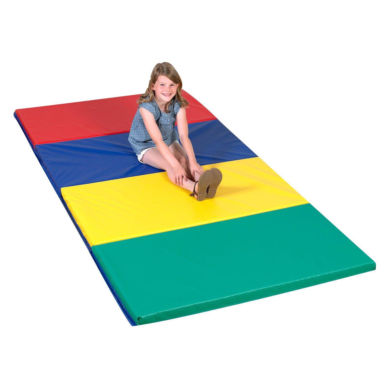 Childrens Factory Rainbow Folding Mat