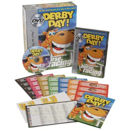 Derby Day - Interactive DVD Game - image 2 of 2