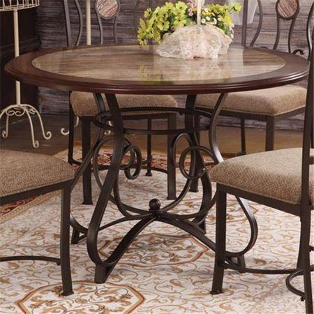 Acme Furniture 70640 KIT Barrie Dining Table Set