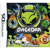 Dagedar, Game Mill, Nintendo DS, 834656085759