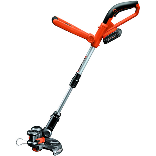 Positec 20-Volt Electric Max Lithium WORX GT 2-in-1 Trimmer and Edger