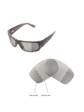 45163994762a2 Product Image Walleva Transition Photochromic Polarized Replacement Lenses  for Maui Jim World Cup Sunglasses
